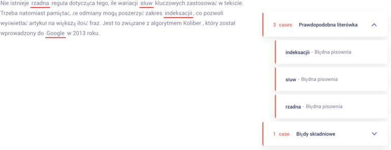 Analiza narzędzia copywriterskiego Copywritely